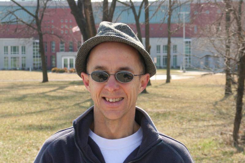 Lawrence writer Brian Daldorph published his sixth book of poetry, 'Ice Age,' in late 2017.