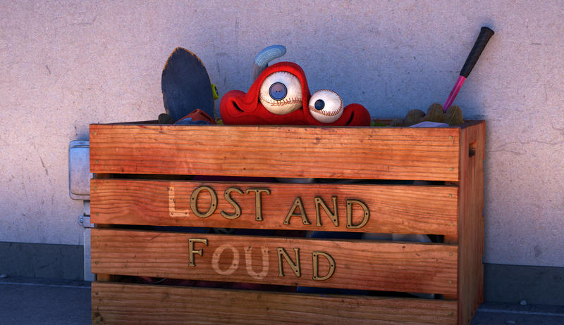 Pixar's 'Lou' is one of this year's Oscar nominees for best animated short film.