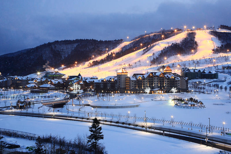 Pyeongchang, South Korea, has hosted athetes from 92 countries for the 2018 Winter Olympics.