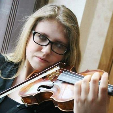 Park University graduate student Laurel Gagnon placed 4th in the Singapore International Violin Competition.