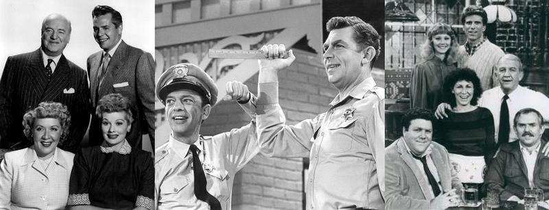 Memorable theme songs for 'I Love Lucy,' 'The Andy Griffith Show,' and 'Cheers' helped each show establish itself in American pop culture.