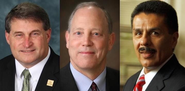 Michael Fulton, Blane McCann and Michael Muñoz are the three finalists for Shawnee Mission School District superintendent.