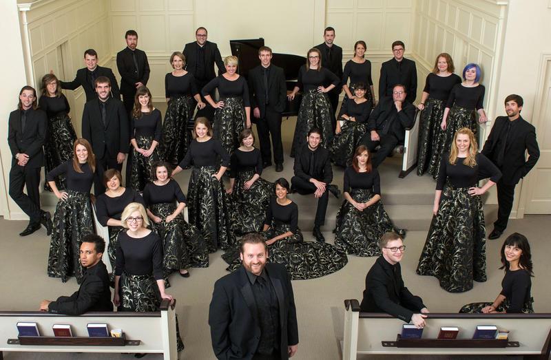 Te Deum is a volunteer chorus of music professionals and educators.