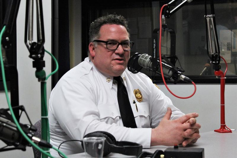 "Newly-appointed Kansas City Fire Department Chief Gary Reese compares heading the department to running a business. ""If you're not efficient and proficient at extinguishing fires and taking people to the hospital, you're going to have problems,"" he says."