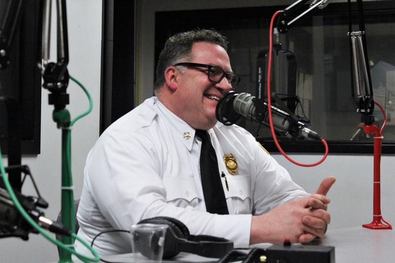 "New Kansas City, Missouri, Fire Chief Gary Reese said a firefighter's role is expanding. ""Everyone that used to come on and just be a firefighter is now going to have to be an EMT or paramedic as well,"" he said."