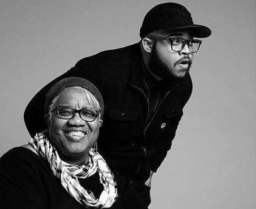 Ruth 'Mama Bear' Ward and her son Madisen Ward of Independence, Missouri, have been on a 'journey' since their debut record came out in 2015.