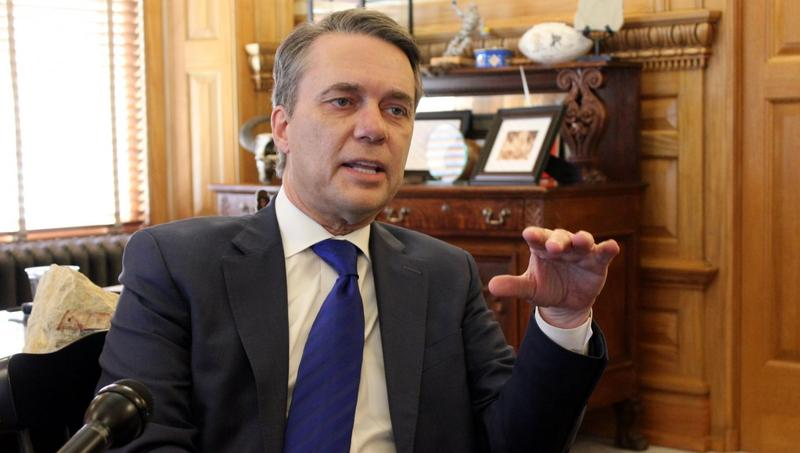 Gov. Jeff Colyer hasn't said whether he'd reverse action taken by his predecessor on LGBT issues.