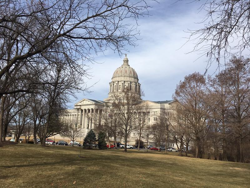 The Missouri Capitol in Jefferson City.