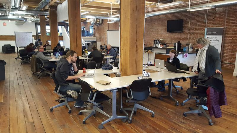Nonprofit groups spent Friday through Sunday building new websites and polishing their brands with the help of tech and maketing professionals.