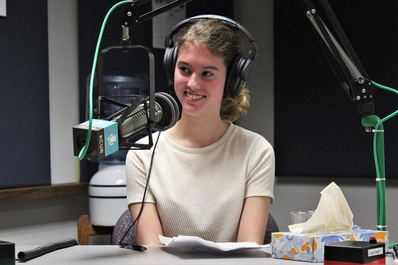 Emery Uhlig, of Prairie Village, started LitUp Festival to cater specifically to teenage and young adult readers.