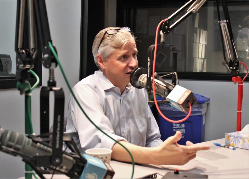 Jon Meacham was awarded the 2009 Pulitzer Prize for his biography of former President Andrew Jackson, 'American Lion.'