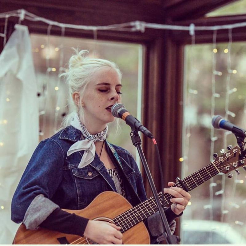 Singer-songwriter Una Walkenhorst was a local contestant in NPR's Tiny Desk Concert.