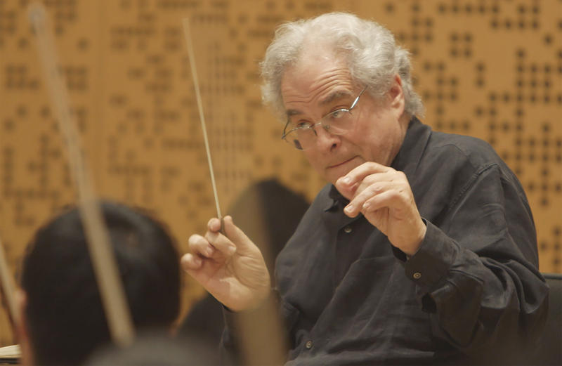 Over the course of his career, Itzhak Perlman has performed at the White House and a presidential inauguration, and was awarded a Presidential Medal of Freedom in 2015. He the subject of Alison Chernick's documentary 'Itzhak.'