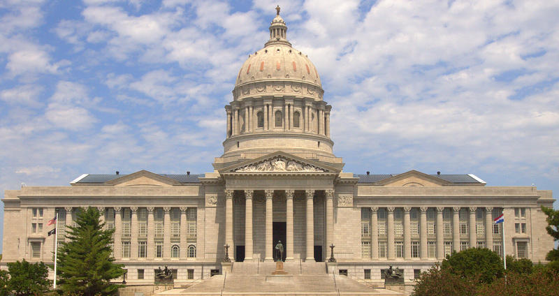 The Missouri State Capitol