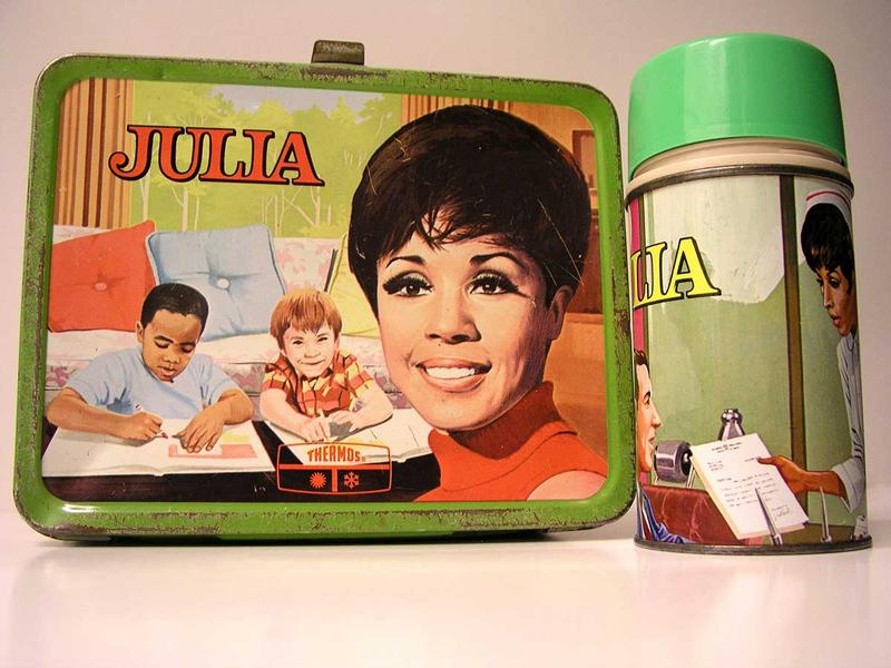 'Julia Lunch Box and Thermos,' one of the images in 'For All The World To See: Visual Culture and the Struggle for Civil Rights' at the Black Archives of Mid-America