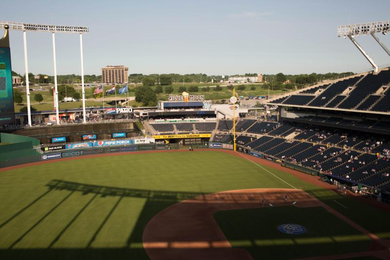 Attendance at Kansas City Royals games is on track to be its lowest since 2010.