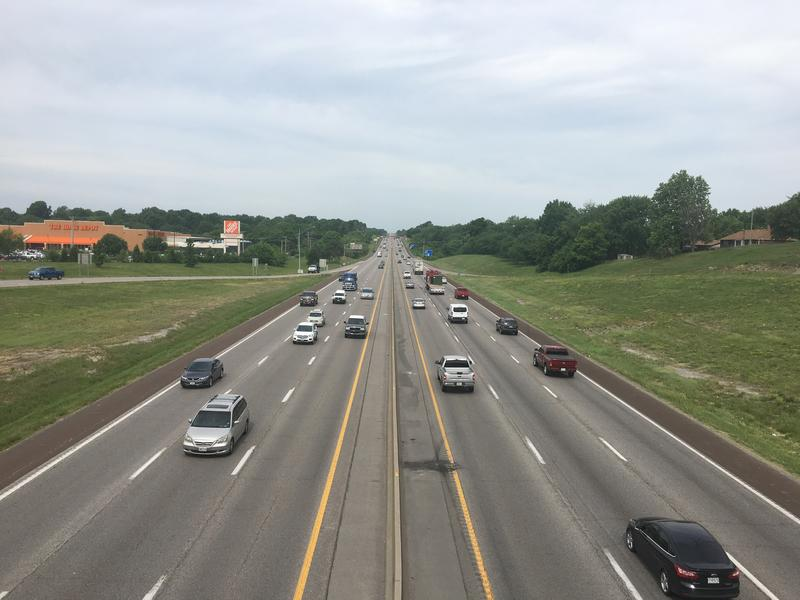 I-70 is closed this weekend going both ways in Independence.