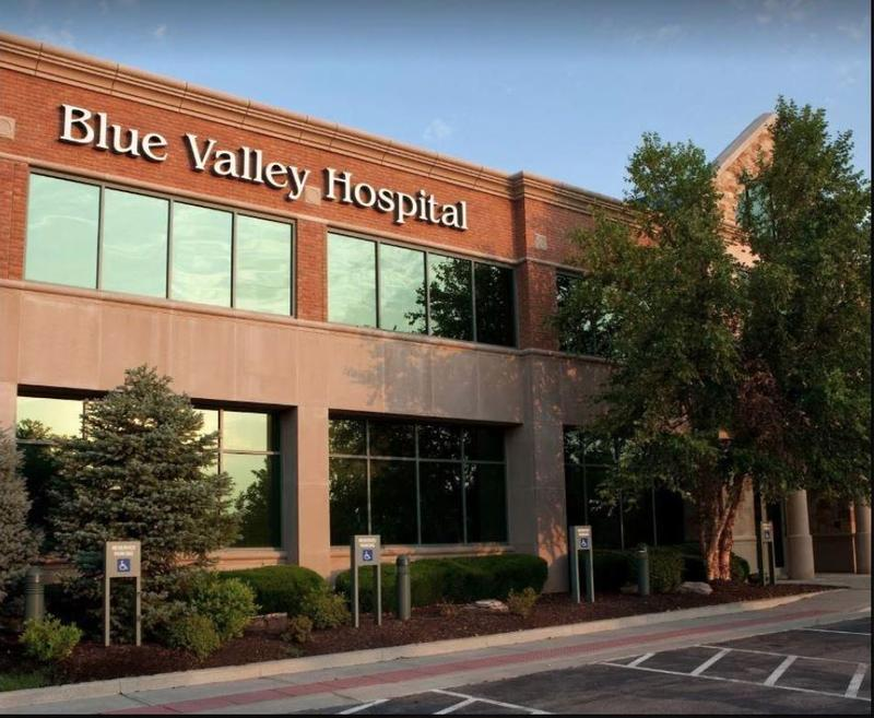 Blue Valley Hospital, at 129th Street and Metcalf Avenue, mainly performs bariatric surgery.