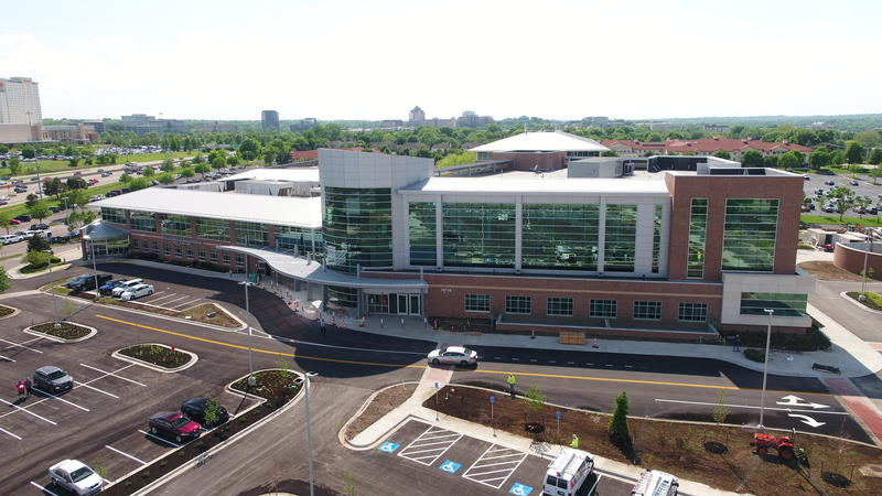 The new hospital at 107th Street and Nall Avenue will focus on women's oncology.