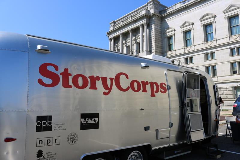 The StoryCorps MobileBooth is coming to Kansas City this summer.