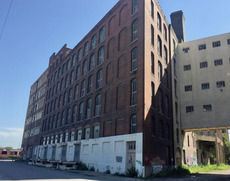 The Wyoming Building will be part of the West Bottoms Flats.