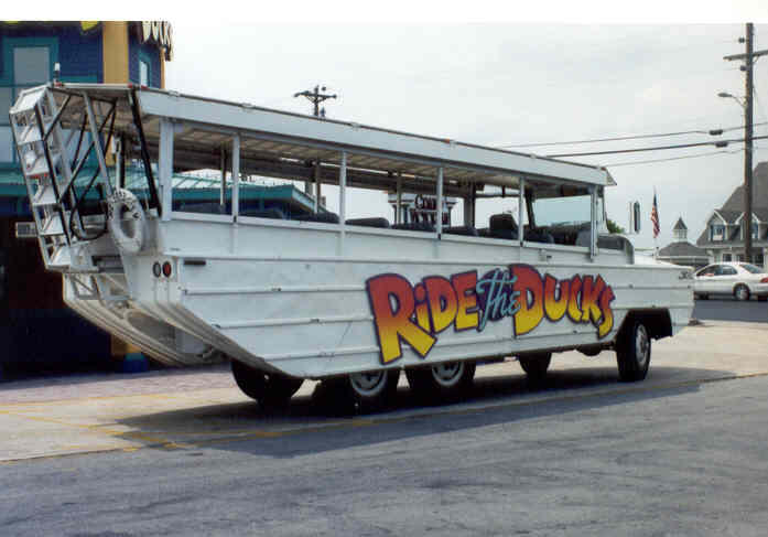 Duck Boats' Have A History Of Fatal Accidents   KCUR