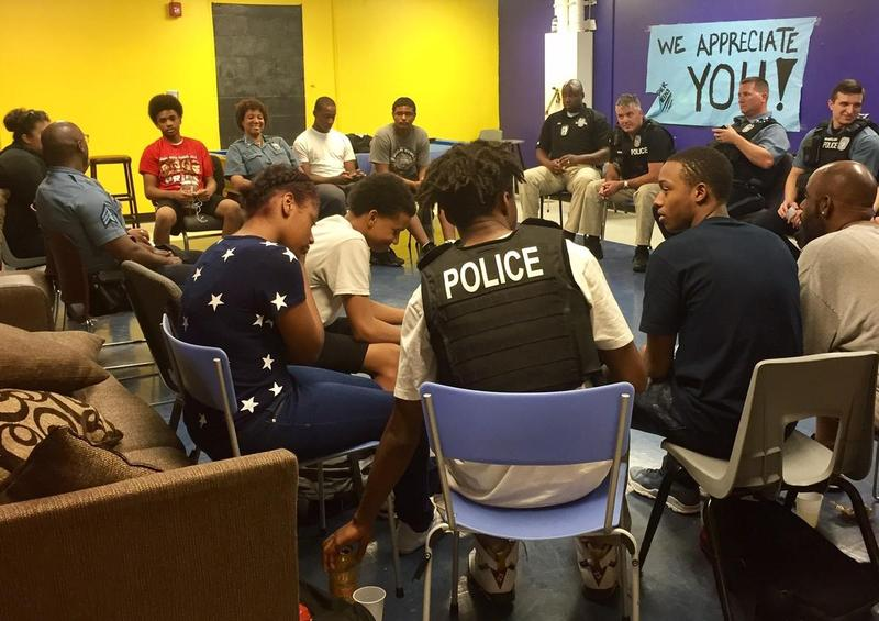 Kansas City police and teens will train this summer at the Boys & Girls club on how to better relate with one another. It's part of several initiatives by KCPD to improve community relations and recruitment.