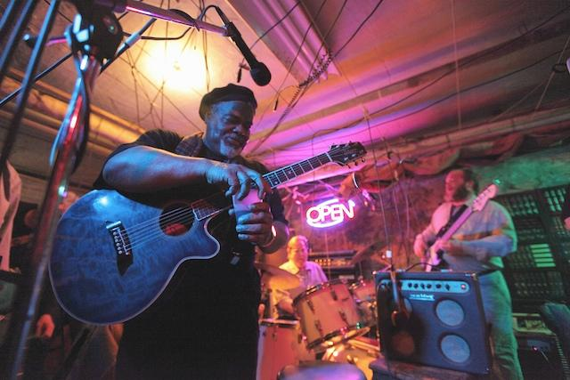 Musician Danny Cox performs around Kansas City, including Knuckleheads Saloon where he celebrated his 75th birthday.
