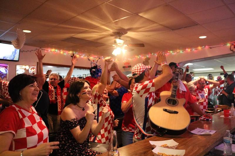 Croatia's World Cup Run Energizes Immigrant Community In Kansas City, Kansas | KCUR