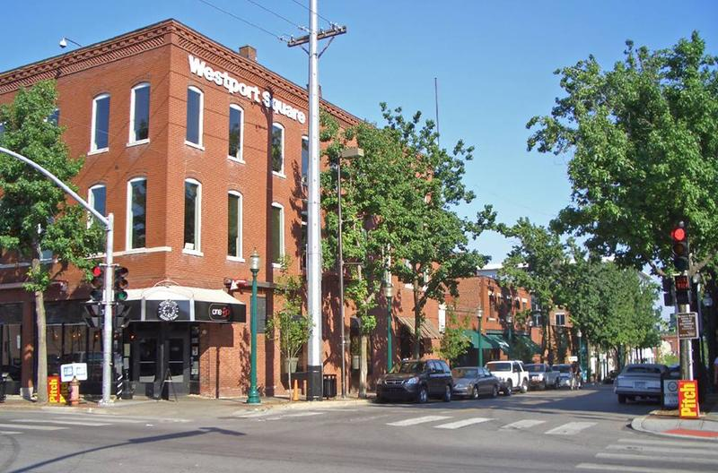 According to Historic Kansas City, the Westport area remains 'at risk' due to the rapid rate of development.
