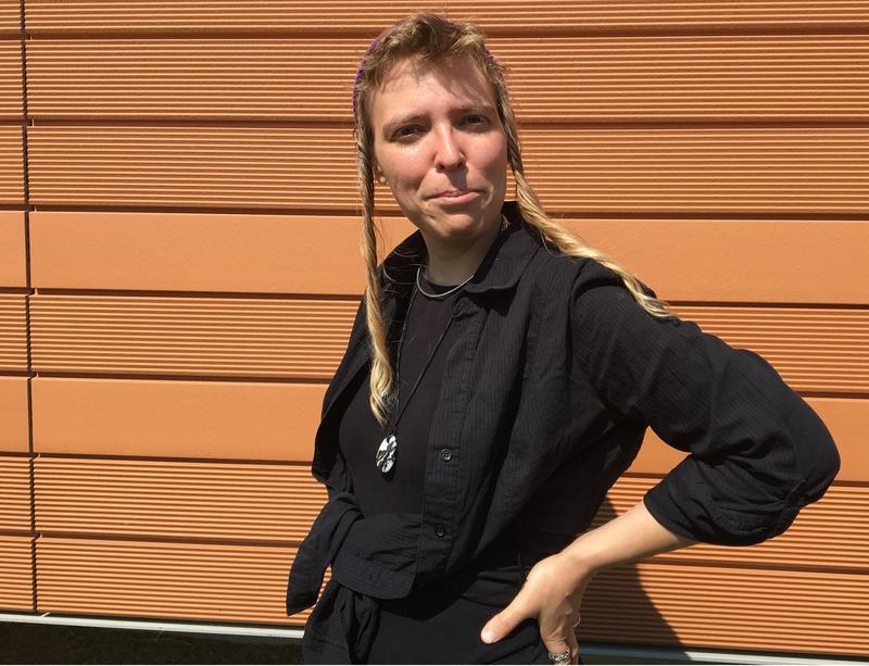 Lawrence, Kansas, writer and editor Bogi Takács recently won a Lambda Literary Award for the short story collection they edited.