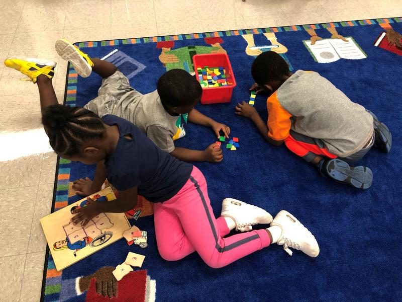 Only 35 percent of preschool-age children in Kansas City are enrolled in high-quality pre-K.