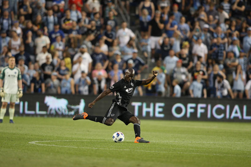 Sporting KC's Ike Opara tore an Achilles tendon in 2015, but fully recovered.