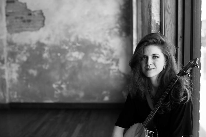 Banjo-playing singer-songwriter Kelly Hunt moved to Kansas City from Memphis three years ago for a graphics design job.