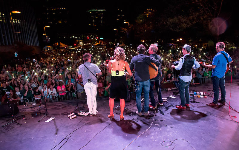 The Elders have closed out 16 consecutive Irish Fest events, and this year will be their last.