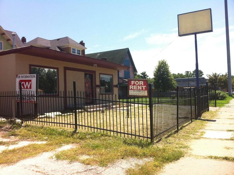 The 'Revive the East Side' initiative got mixed reviews at a public hearing Wednesday at City Hall. Some critics say Troost Ave., pictured above at Manheim Road, no longer needs as much attention from the city as neighborhoods farther east.