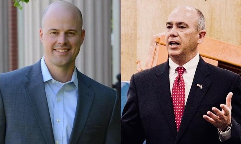 Tony Luetkemeyer and Harry Roberts are running for the Republican nomination to replace Rob Schaaf in the Missouri Senate. The primary has attracted significant money from political action committees.