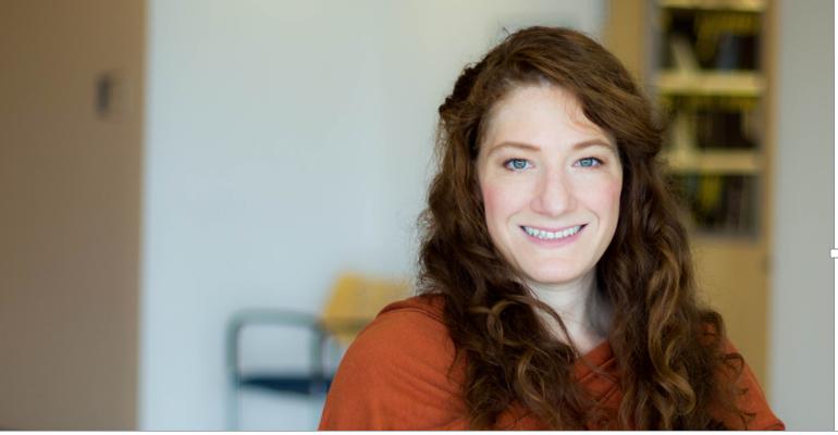 KU Professor Joanna Slusky leads a team of researchers that is studying antibiotic resistance.