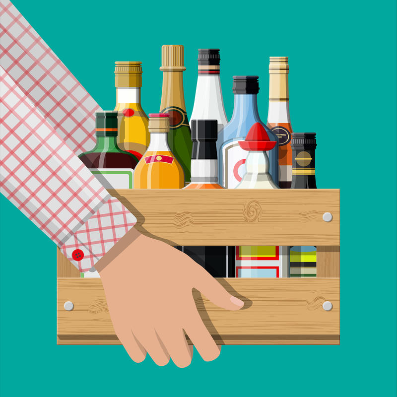 A Kansas City Council committee on Wednesday advanced a measure that would allow liquor stores to deliver alcohol directly to your door.