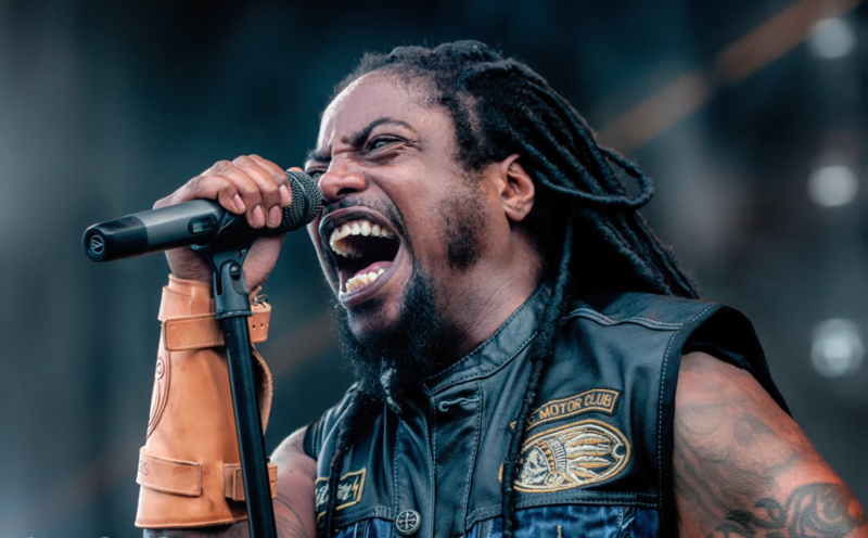 Lajon Witherspoon of the hard-rock band Sevendust grew up in Atlanta but now lives in Overland Park, Kansas.