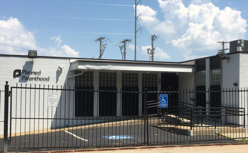 Planned Parenthood's clinic in Midtown Kansas City is one of only two in the state to provide medication abortions. The other is in St. Louis.