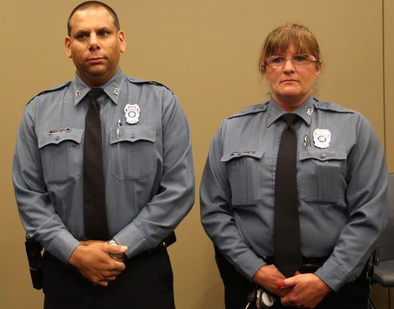 Commendations for Officer William Thompson and Officer Tamara Jones were rescinded Monday by the KCPD Police Board. Both were involved in the killing of 24 year old Ryan Stokes five years ago.