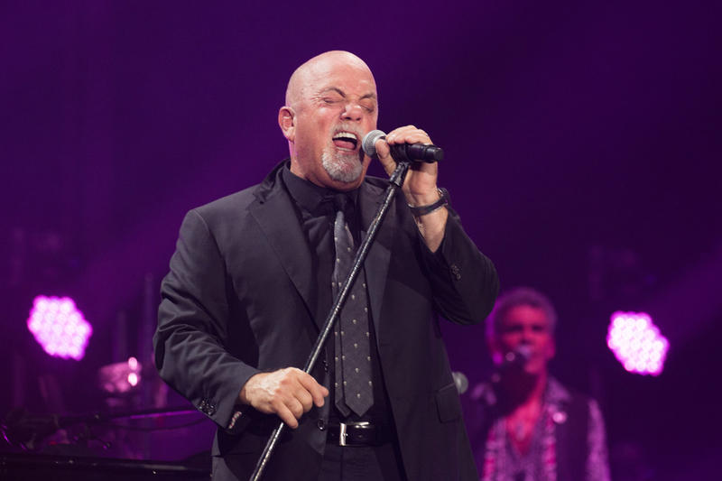 Billy Joel performs the first major rock concert at Kauffman Stadium in almost 40 years on Friday.