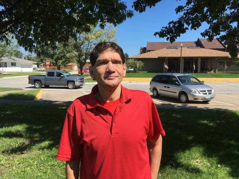 Moberly resident Lonnie Kessler hopes doctors in towns like his will soon be able to help patients access medical marijuana. Voters across the state will decide on three ballot medical marijuana measures in November.