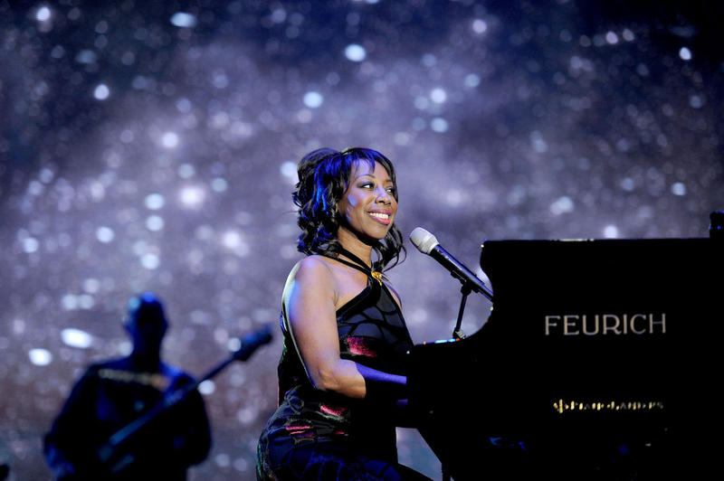 Oleta Adams is scheduled to perform at the Folly Theater on November 17.