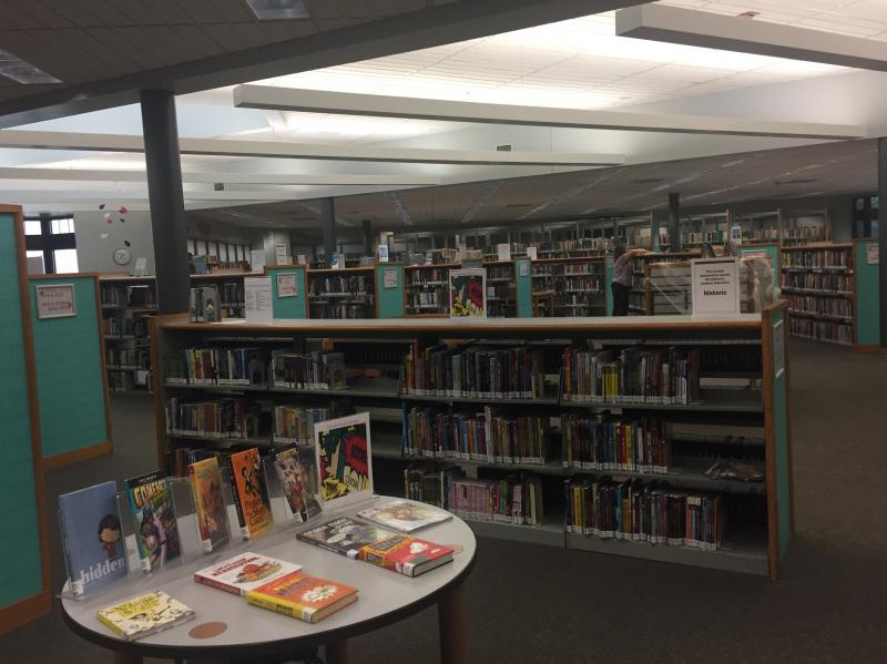 The Waldo branch of the Kansas City Public library is dark, cramped and frequently floods. Library officials hope an increase in the library property tax levy will help fix some of those issues.