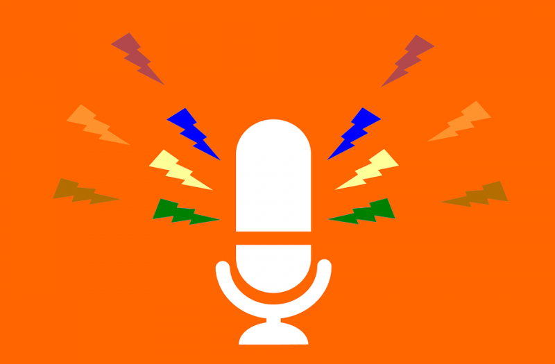Twice a year, KCUR's Central Standard talks about top podcasts. This time it is scary.
