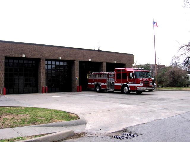 Under plan, many K.C. fire stations will lose  a truck.