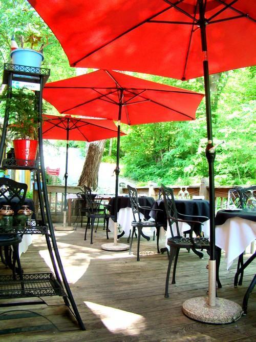 Cafe Des Amis, 112 Main St, Parkville, MO
