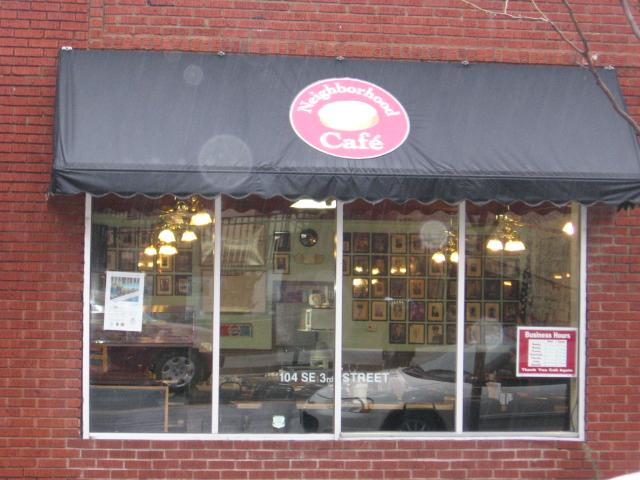 Lee's Summit's Neighborhood Cafe